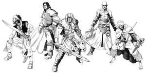 Hyborian Raiders