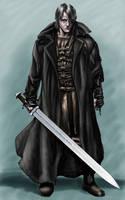 The Dark Elf by SOLIDToM