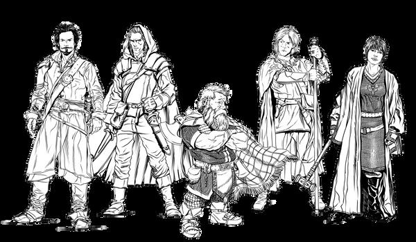 Dungeoneers
