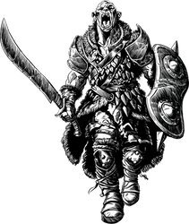 Mokurz the Vengeful by SOLIDToM