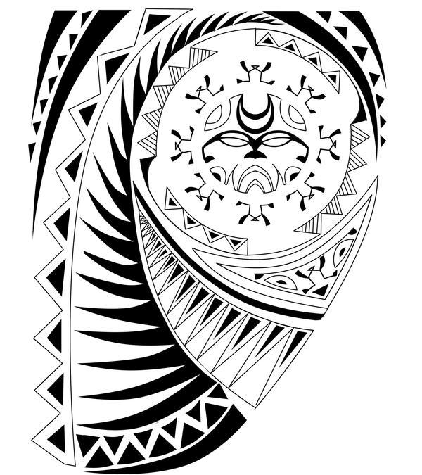 meanings design tribal tattoo filipino Design on by DeviantArt 2 twilight1983 Maori