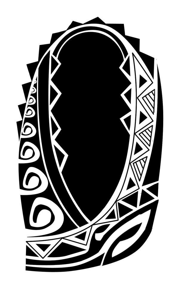 Maori Tattoo Cover Up: Maori Design 4 By Twilight1983 On DeviantArt