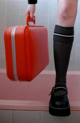 Suitcase by RubyViking