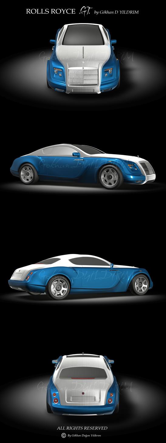 Rolls Royce Peregrine by peregrhino