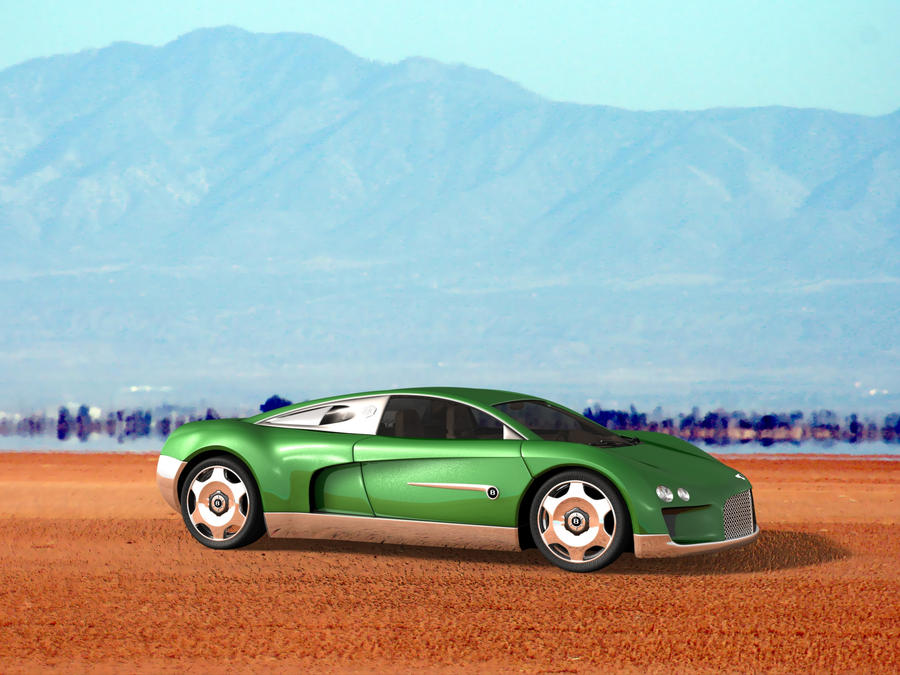 Bentley Hunaudieres Concept By Peregrhino On Deviantart