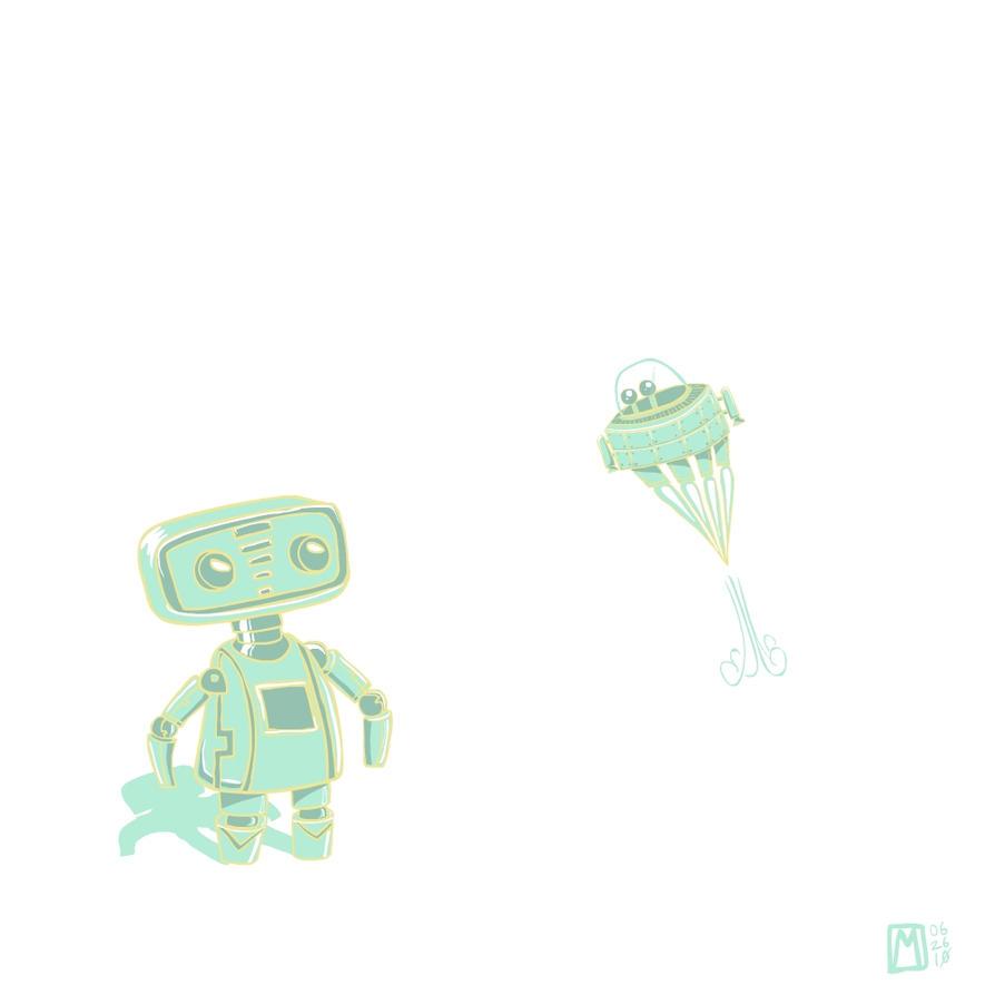 Timmy and Remy by mrspangler