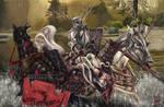 The fall of Rhaegar