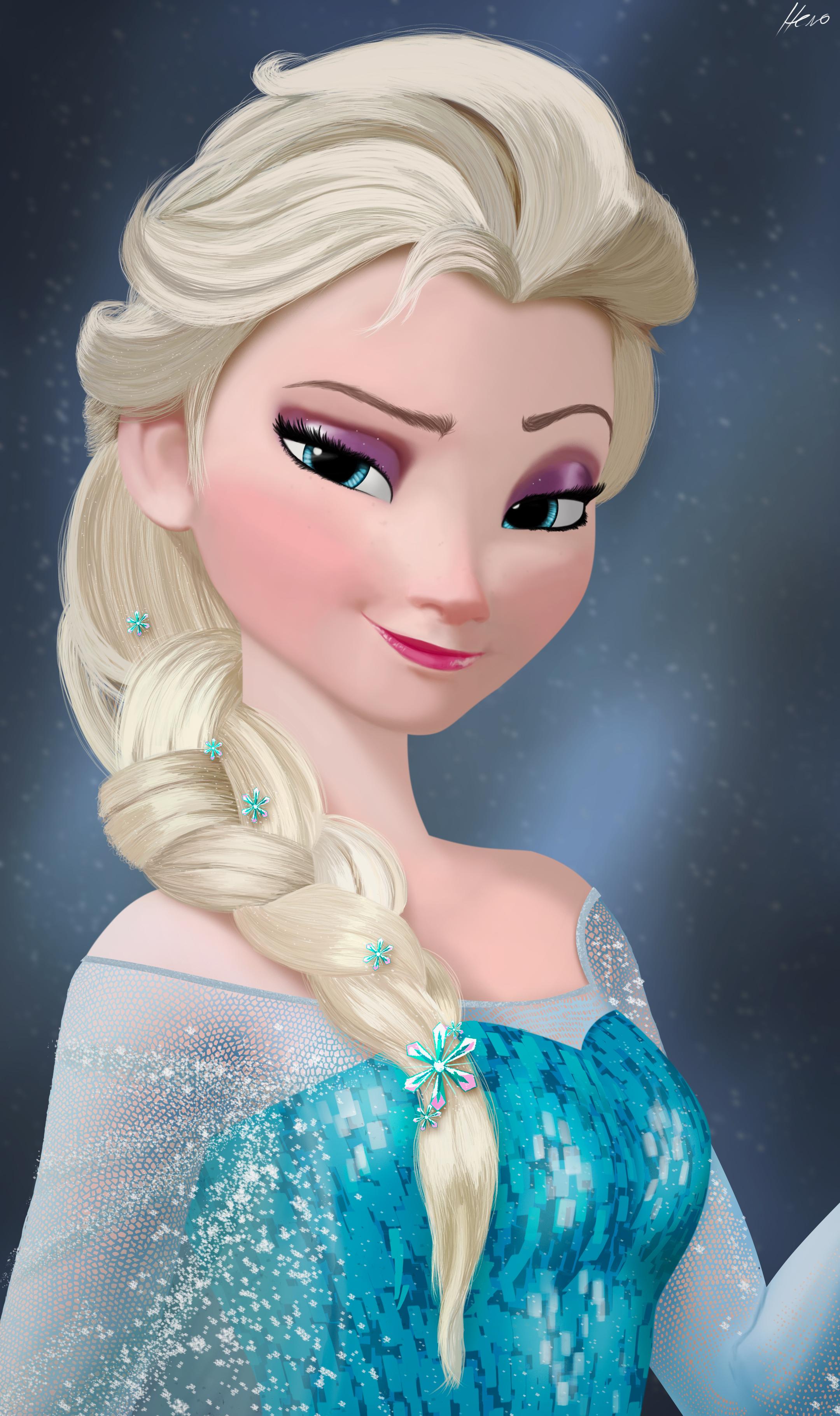 Elsa frozen by herostrain on deviantart elsa frozen by herostrain elsa frozen by herostrain voltagebd Choice Image