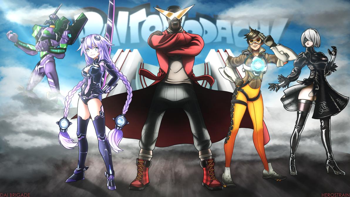 Dai Brigade by Herostrain
