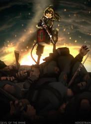 SFM Poster Week #11 Devil of the Rhine by Herostrain