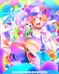 [hello pastel world][BANG DREAM] by QUEENYUUNIKORN