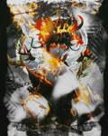 [welcome in hell] by QUEENYUUNIKORN