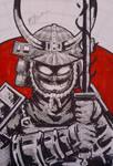 samurai smile