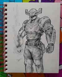 shorts knight