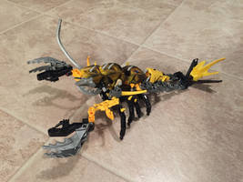 Bionicle crustacean