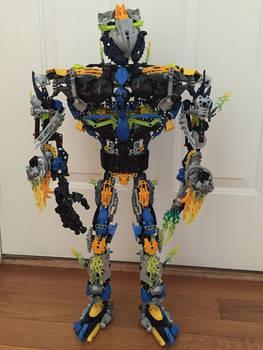 Bionicle Titan lightningrod