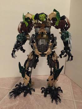Bionicle Titan Grubson