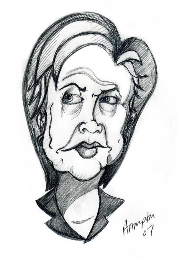 Hillary by TBPlayer