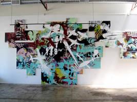 mural by Dtellesen