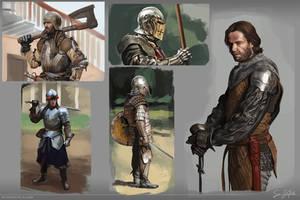 Armour Studies
