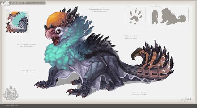 MH:World - Donkestra Creature Detail