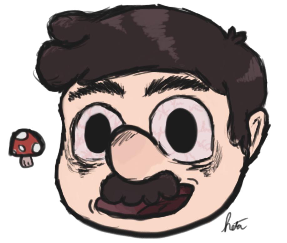 High Mario by iiHetaRoblox