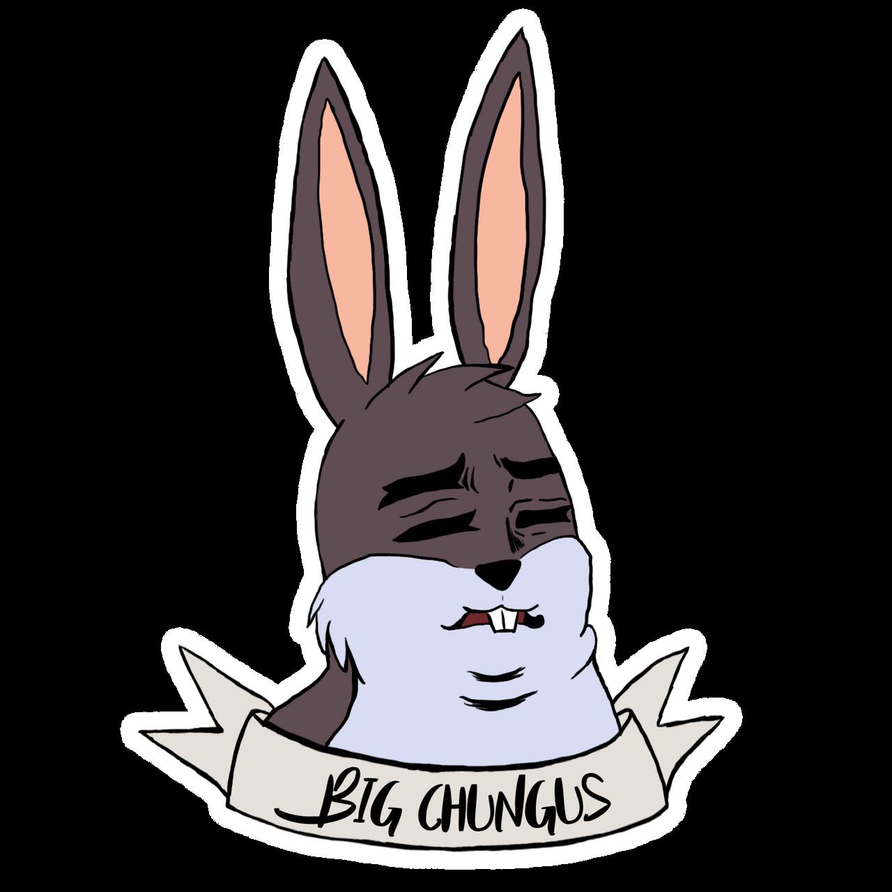 Big Chungus By Iihetaroblox On Deviantart