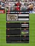 Football team web