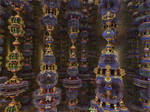 The Fractal Temple