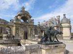 Chateau de Chantilly by CyrilleGuedon