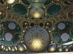 Fractal spheres 96