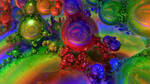 Colorful balls by CyrilleGuedon