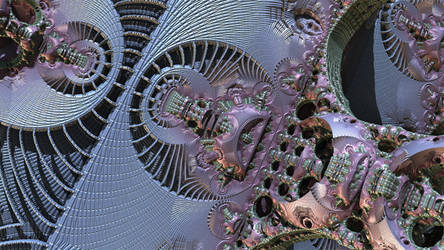Fractal 675 by CyrilleGuedon