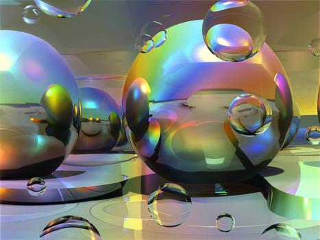 Bubbles and Balls