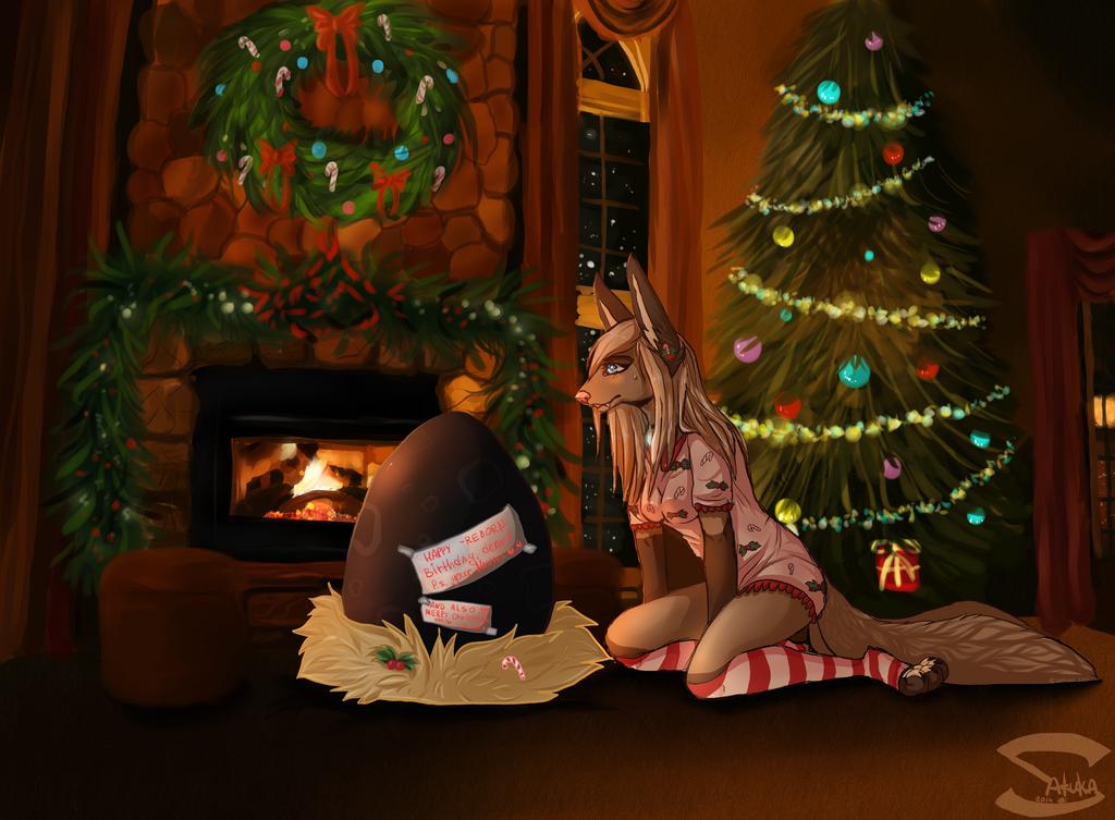 Merry Christmas by Satuka