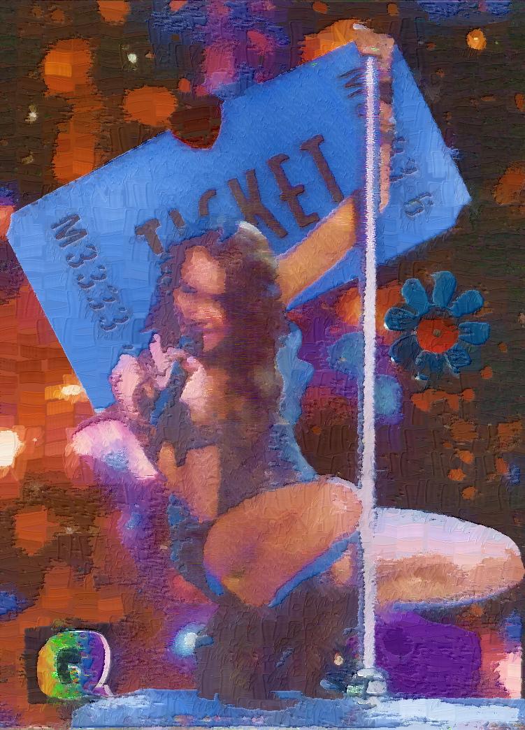 Miley Sings DAC by Skylerdragon