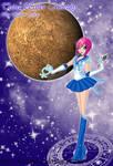 Tecna Sailor Mercury