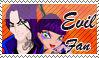 Evil Fan Stamp by KaoriMirai