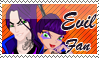 Evil Fan Stamp by KaoriMirai