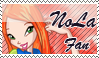 Nola Fan Stamp by KaoriMirai