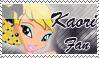 Kaori Fan Stamp by KaoriMirai