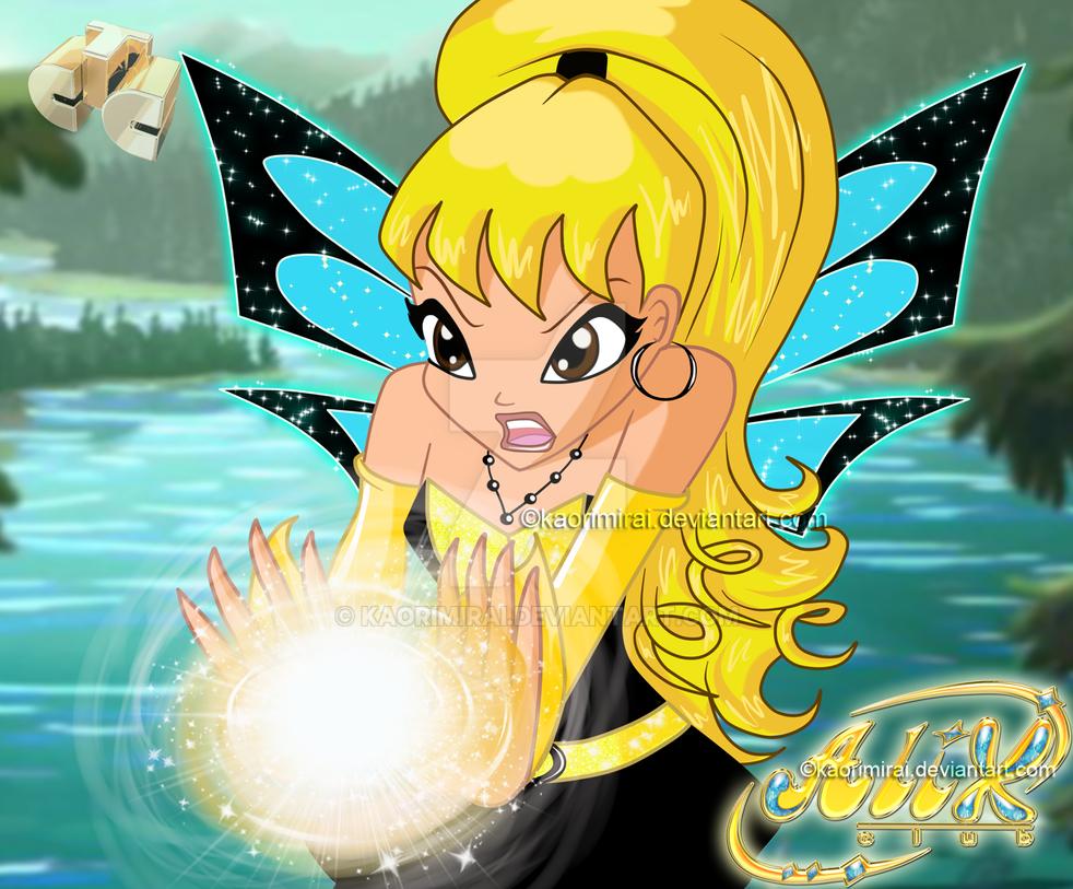 Kaori Magic Attack by KaoriMirai
