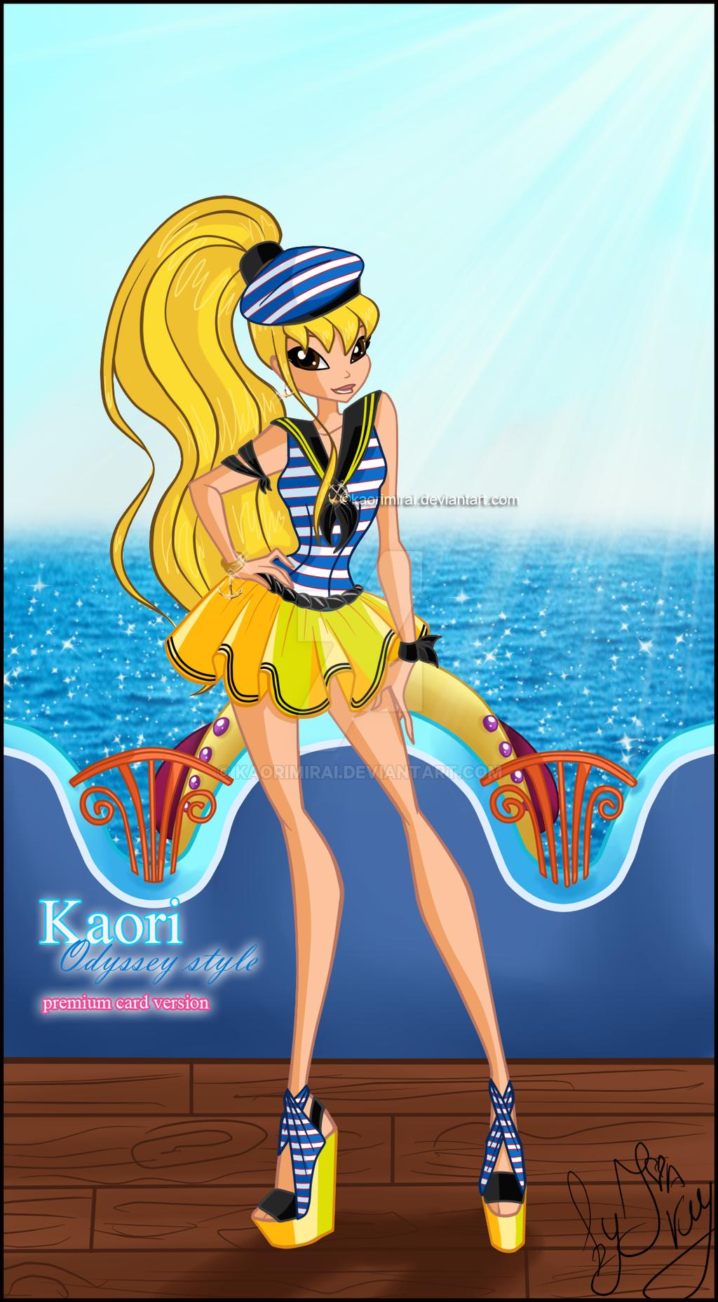 Kaori Odyssey Style by KaoriMirai