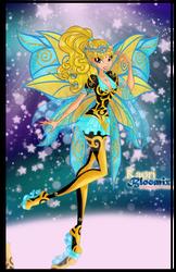 Kaori Bloomix Card
