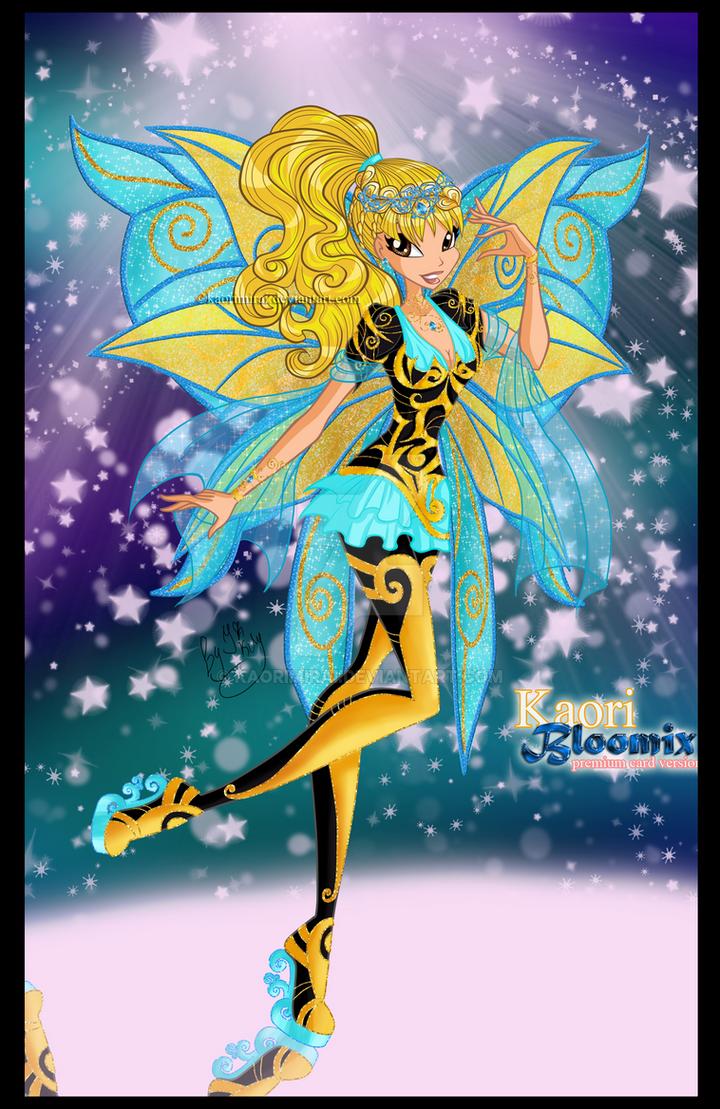 Kaori Bloomix Card by KaoriMirai