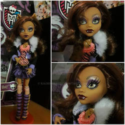 My little doll collection - Clawdeen Wolf