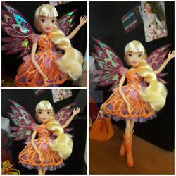 My little doll collection - Stella Butterflix