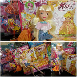 My little doll collection - Stella World of Winx