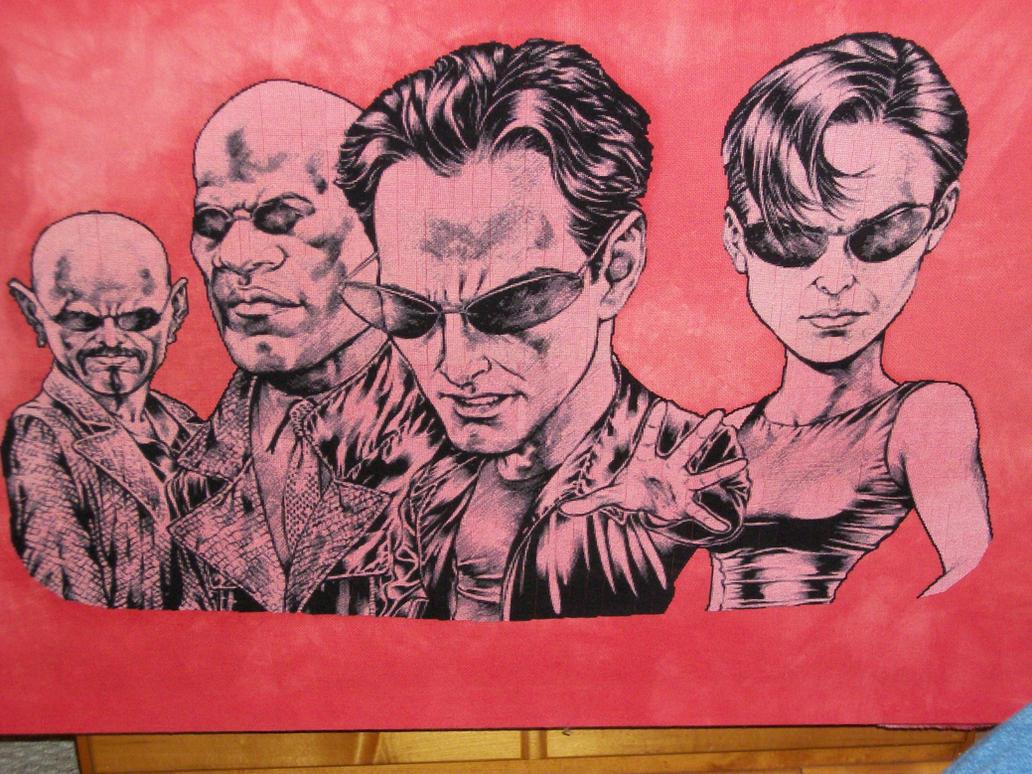 Matrix crew by patchcrux1774
