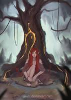 Sacred Tree by Kirigashi